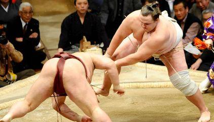 大相撲変化