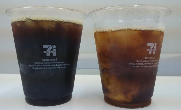 セブンコーヒー_入れ間違え_比較